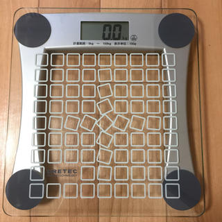 ニトリ(ニトリ)の体重計(体重計)