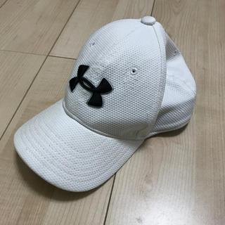 アンダーアーマー(UNDER ARMOUR)のキッズ キャップ(帽子)