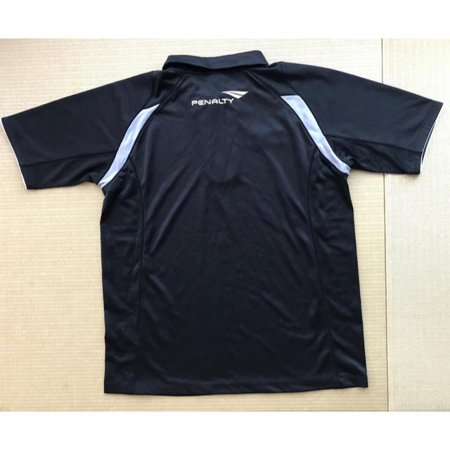 PENALTY(ペナルティ)のPENALTY ポロシャツ プラクティスシャツ L スポーツ/アウトドアのサッカー/フットサル(ウェア)の商品写真