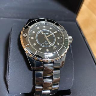 シャネル(CHANEL)のシャネル J12 腕時計(腕時計(アナログ))