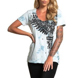 エドハーディー(Ed Hardy)の Affliction(アフリクション) Rock Speed Tシャツ(Tシャツ(半袖/袖なし))