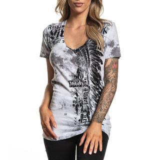 エドハーディー(Ed Hardy)のAffliction(アフリクション) Brixton Tribe Tシャツ(Tシャツ(半袖/袖なし))