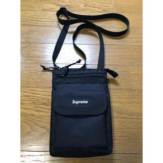シュプリーム(Supreme)のsupreme 19ss shoulder bag(ショルダーバッグ)