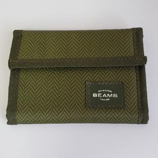 ビームス(BEAMS)のBEAMS 2つ折り お財布(折り財布)