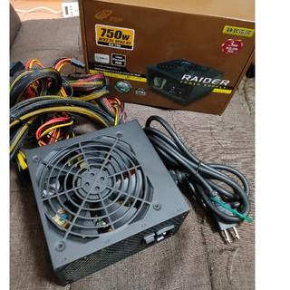 オウルテック PC電源 RA-750 80PLUS SILVER(PCパーツ)