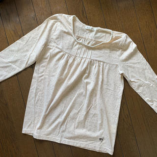 サマンサモスモス(SM2)のSM2☆ドットカットソー(Tシャツ(長袖/七分))