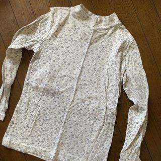 サマンサモスモス(SM2)のSM2☆花柄ロンT(Tシャツ(長袖/七分))