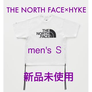 HYKE - THE NORTH FACE ノースフェイス×ハイク Tec Big Tee