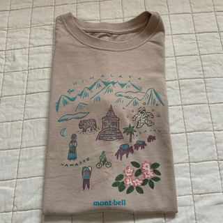 モンベル(mont bell)のモンベルTシャツ(Tシャツ/カットソー)