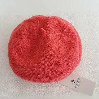 ロペピクニック(Rope' Picnic)の未使用☆Rope' Picnic ベレー帽 春夏 (ハンチング/ベレー帽)