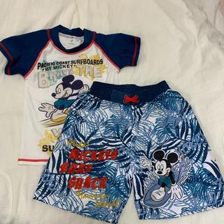 Disney - ディズニー キッズスイムウェア ミッキー 110