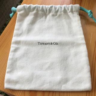 ティファニー(Tiffany & Co.)のティファーニーアクセサリー入れ ポーチ 新品(ポーチ)