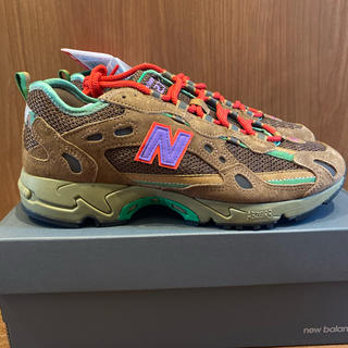 ニューバランス(New Balance)のNEW BALANCE ML827 SR2 × Stray Rats(スニーカー)