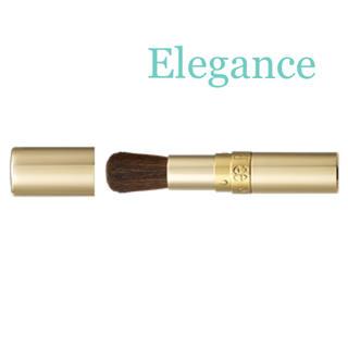 エレガンス(Elégance.)のElegance エレガンス ブラッシュ P(チーク/フェイスブラシ)