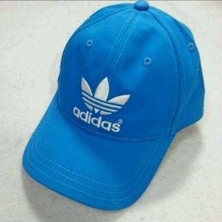 アディダス(adidas)のアディダスオリジナルス キャップ 青(キャップ)