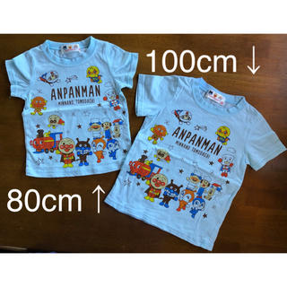 バンダイ(BANDAI)のアンパンマン Tシャツ(80cm)(Tシャツ)