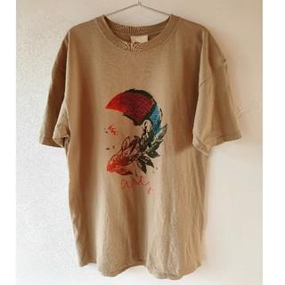 アーティズ(Artyz)のARTY Tシャツ Lブラウン(Tシャツ/カットソー(半袖/袖なし))