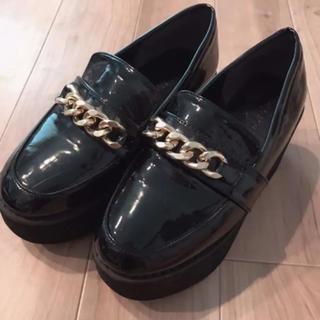 ジュエティ(jouetie)の新品 jouetie  ローファー シューズ 靴(ローファー/革靴)