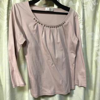 エニィスィス(anySiS)のトップス(Tシャツ(長袖/七分))