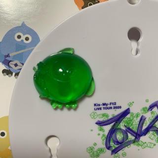 キスマイフットツー(Kis-My-Ft2)のキスマイ『Toy2』スクリーマーズホルダーのニカメロン(二階堂)新品!(アイドルグッズ)