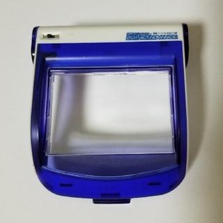 ゲームボーイアドバンス(ゲームボーイアドバンス)のゲームボーイアドバンス 専用ライト付き拡大鏡 LIGHT BOY ADVANCE(携帯用ゲーム機本体)
