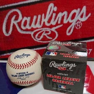 ローリングス(Rawlings)のMLB 公式球(ボール)