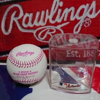 ローリングス(Rawlings)のMLB 公式球(記念品/関連グッズ)