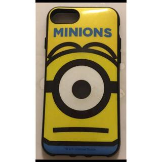 ミニオン(ミニオン)のミニオン i phone8 ケース(iPhoneケース)