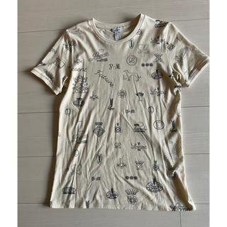 ロエベ(LOEWE)のロエベ ロゴTシャツ 新品 S ドゥロワー  Drawer サンローラン(Tシャツ(半袖/袖なし))