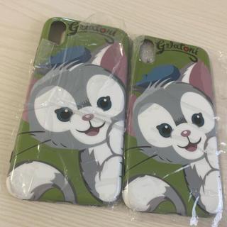アップル(Apple)のiPhoneケース Xs ジェラトーニ ディズニー 新品(iPhoneケース)