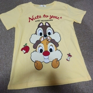 チップアンドデール(チップ&デール)のチップとデールTシャツ(Tシャツ(半袖/袖なし))