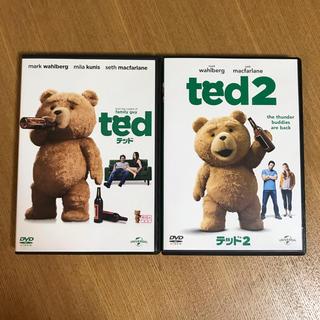 ユニバーサルエンターテインメント(UNIVERSAL ENTERTAINMENT)のTED テッド 1&2 DVDセット(舞台/ミュージカル)