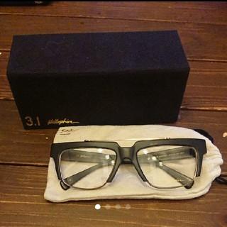 スリーワンフィリップリム(3.1 Phillip Lim)のフィリップリム  だて眼鏡(サングラス/メガネ)
