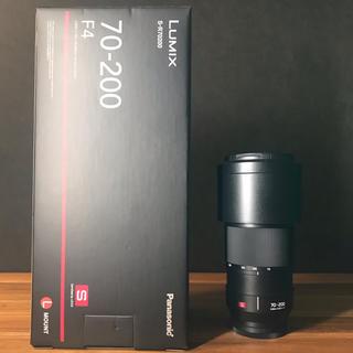 Panasonic - Lumix 70-200 F4.0 SPRO S-R70200 カメラレンズ