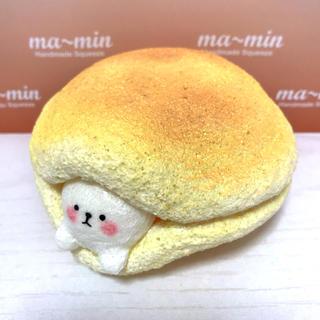 手作りスクイーズ ふんわりパンケーキサンド(その他)