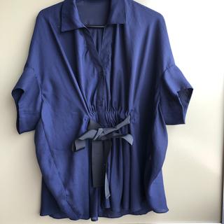 半袖シャツ(エクリュフィル)