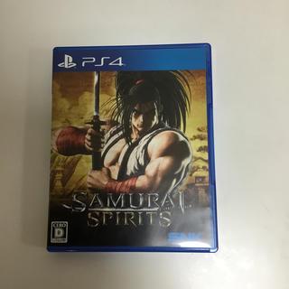 エスエヌケイ(SNK)のワイシャツさん SAMURAI SPIRITS(サムライスピリッツ) PS4(家庭用ゲームソフト)