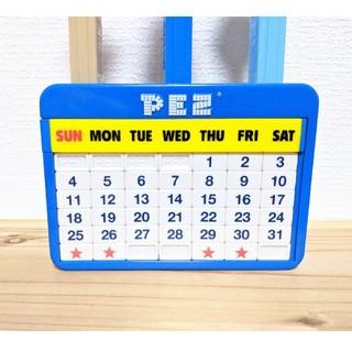 PEZ ペッツ カレンダーのみ(キャラクターグッズ)