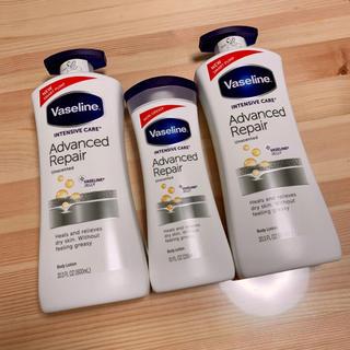 ヴァセリン(Vaseline)のVaseline ヴァセリン Advanced Repair ボディローション(ボディクリーム)