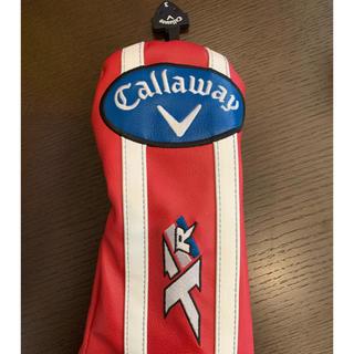 キャロウェイ(Callaway)のキャロウェイXR16 ヘッドカバー(ゴルフ)