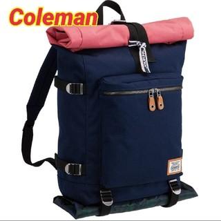 コールマン(Coleman)のColeman コールマン ロールトップ リュック 新品(リュック/バックパック)
