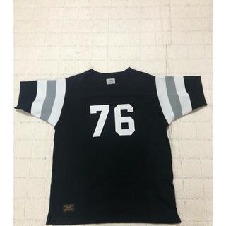 ダブルタップス(W)taps)のWTAPSの厚手Tシャツ サイズS(Tシャツ/カットソー(半袖/袖なし))