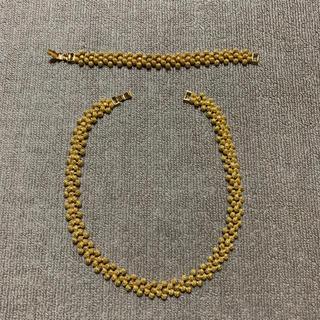 ネックレス ブレスレット セット(ネックレス)