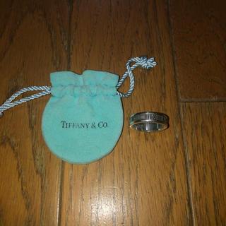 ティファニー(Tiffany & Co.)のTiffany vintage Atlasリング 17号(リング(指輪))