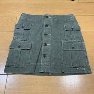 ラルフローレン(Ralph Lauren)のラルフローレン 台形スカート(ミニスカート)
