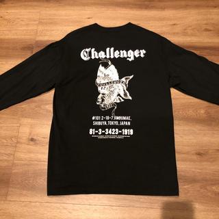 ネイバーフッド(NEIGHBORHOOD)の値下げ!早い者勝ち!challenger ロンT チャレンジャー(Tシャツ/カットソー(七分/長袖))