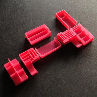 ピットボックス用インサートトレーセット(模型/プラモデル)