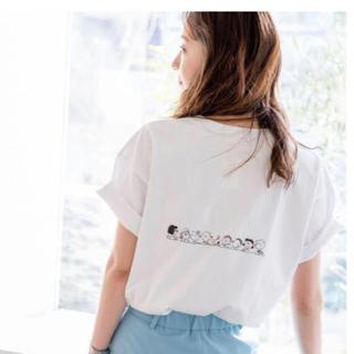コーエン(coen)の新品 * スヌーピーTシャツ 完売品(Tシャツ(半袖/袖なし))