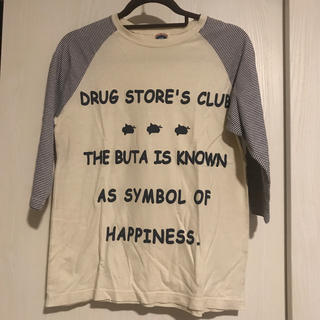 ドラッグストアーズ(drug store's)のdrugstore's  7分袖ロンT(Tシャツ/カットソー(七分/長袖))