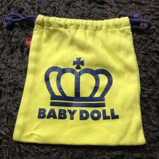 ベビードール(BABYDOLL)のベビードール 巾着(ポーチ)
